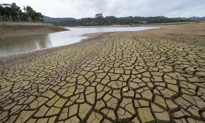Did you know Auckland is experiencing a drought?