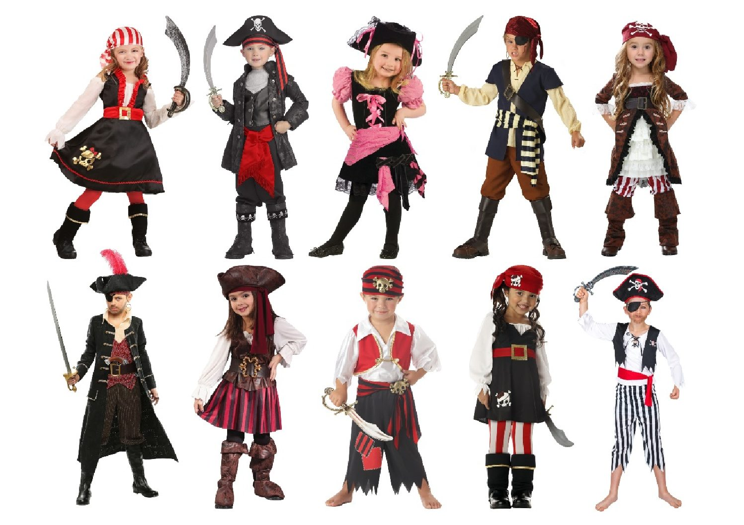 Junior School Fairy and Pirate Day